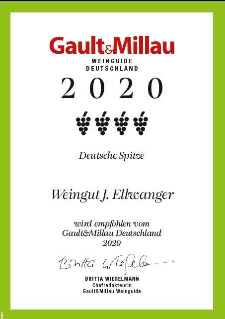 Gault&Millau WeinGuide 2020