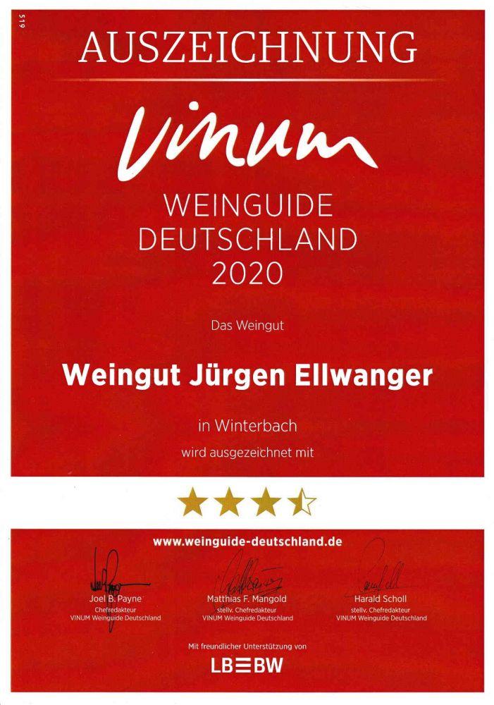 VINUM Weinguide 2020