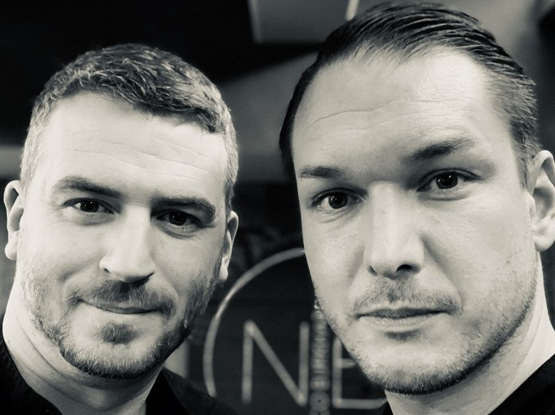 """Kulinarischer Sommernachtstraum"""" Nico Burkhardt und Felix Ellwanger"""