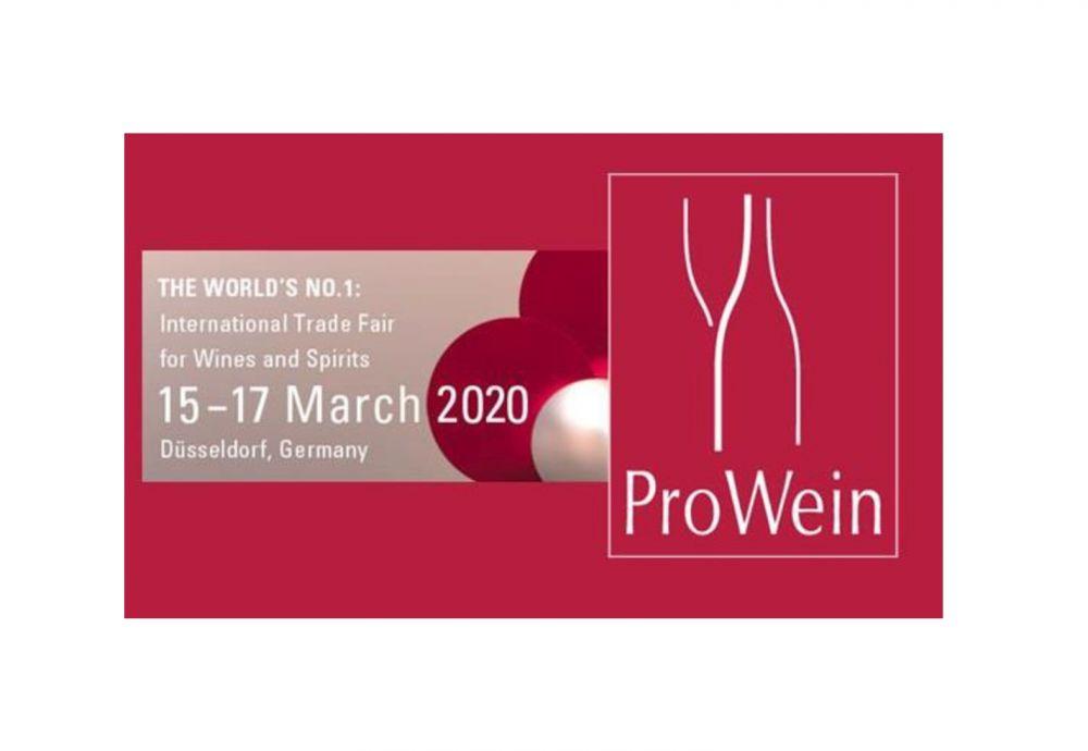 2020 PROWEIN Düsseldorf -  ABGESAGT !!!
