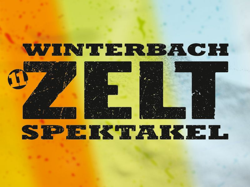 Zeltspektakel in Winterbach